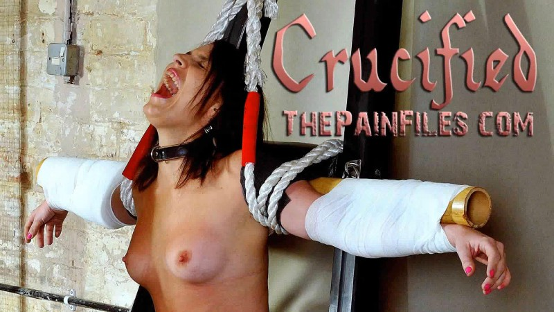 Crucified Full. Lexy punished. Thepainfiles com 04/15/2015 (1279 MB)