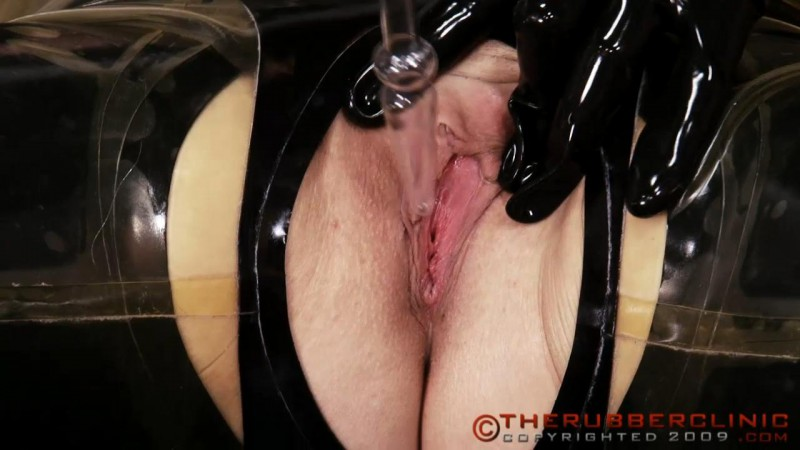 Electrified Rubber Orgasms. NOT for the faint hearted. Therubberclinic com (159 MB)