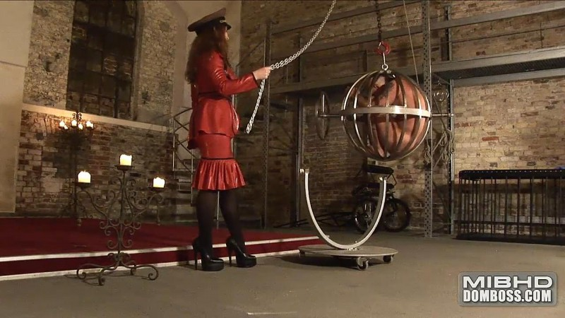 An Irene Boss - Reprogramming At Residenz Avalon (R124). Aug 22 2013. Seriousimages.com (982 Mb)