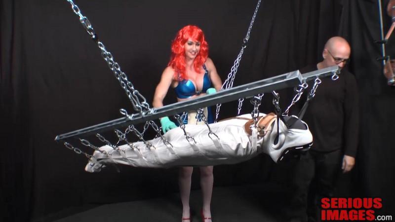 Mistress Miranda – Canvas Sleepsack Flip Flop. Aug 14 2013. Seriousimages.com (176 Mb)