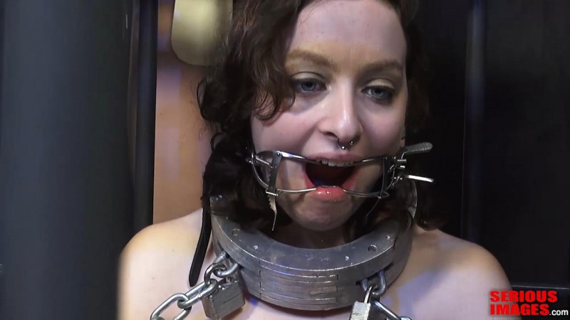 Mistress Miranda and Dixon – Suspended Cage. Oct 23 2013. Seriousimages.com (374 Mb)