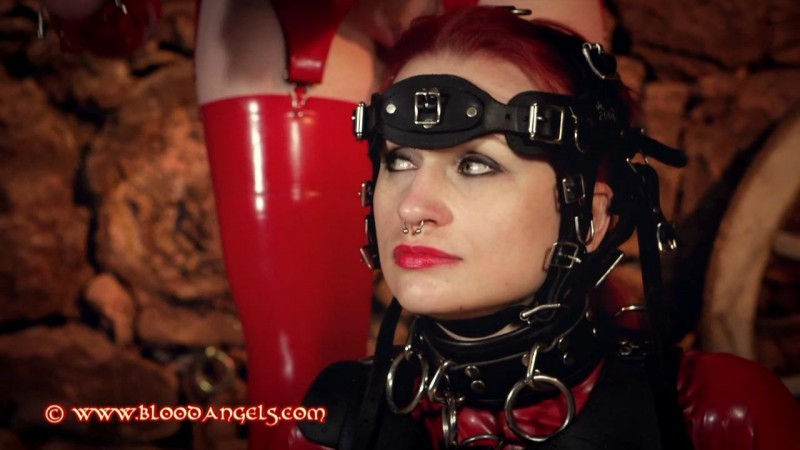 Ponygirls At The Ranch - Zara Durose, Dirty Mary, Tallulah Part Six (Clip 409). Dec 28 2015. Bloodangels.com (388 Mb)