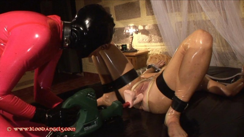 A Day In Rubber – Chastina And Karina Part Five (Clip 256). Jan 03 2013. Bloodangels.com (401 Mb)