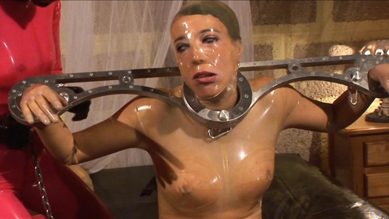A Day In Rubber – Chastina And Karina Part Six (Clip 261). Jan 21 2013. Bloodangels.com (440 Mb)