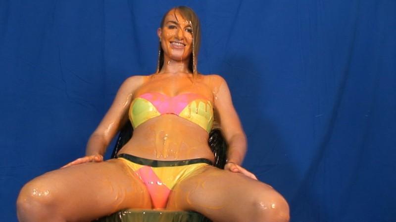 Bikini Slime –Short Sweet, Steph (mav060y). Nov 27 2014. Messyangel.com (181 Mb)