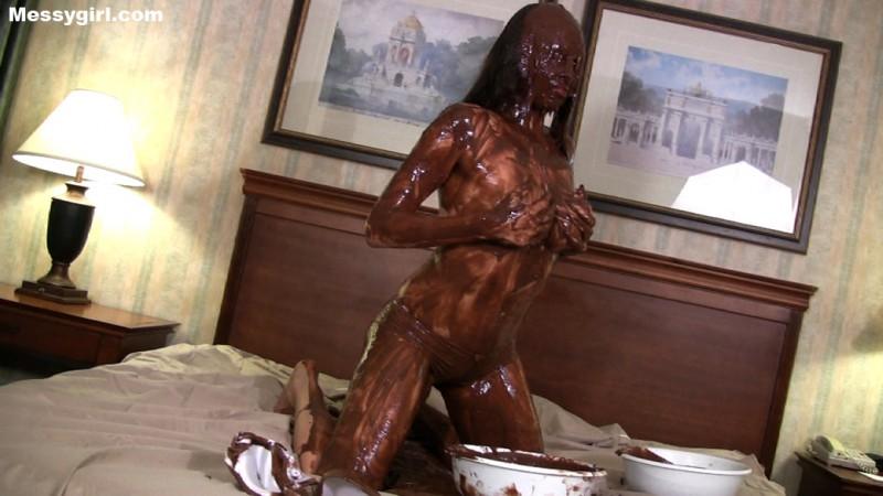 Chocolate Covered Hot Jasmine Mendez. Sep 29 2014. Messygirl.com (277 Mb)