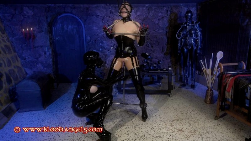Claws – Zara Durose And Amber West Part One (Clip 325). Mar 24 2014. Bloodangels.com (327 Mb)