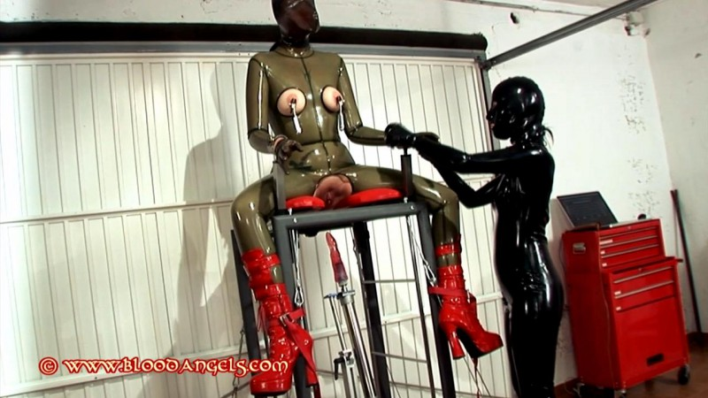In The Workshop – Amarantha And Alexis Part Three (Clip 303). Oct 01 2013. Bloodangels.com (425Mb)