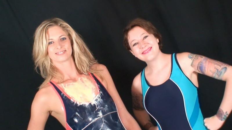 Rebecca Leah in a Swimsuit (mav288f). Jan 14 2015. Messyangel.com (398 Mb)