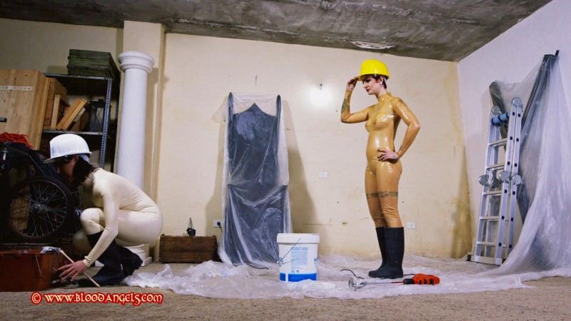 Renovation – Miss Trixx And Honesty Calliaro Part Two (Clip 396). Sep 21 2015. Bloodangels.com (774 Mb)