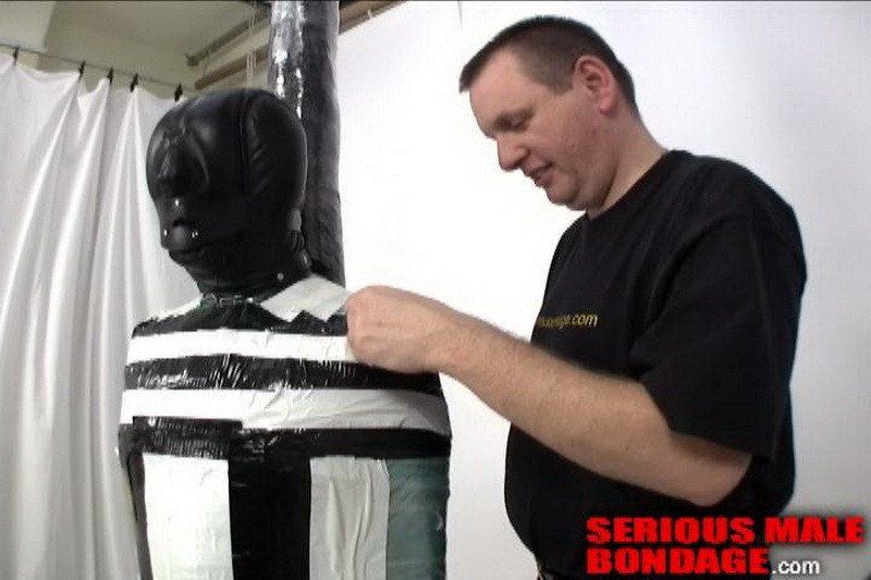 Serious Bondage Live Webcast - First Hour. Jan 18 2011. Seriousmalebondage.com (1028Mb)
