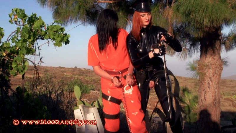 Slave 333 – Zara Durose And Amarantha Lablanche Part Five (Clip 366). Feb 09 2015. Bloodangels.com (336 Mb)