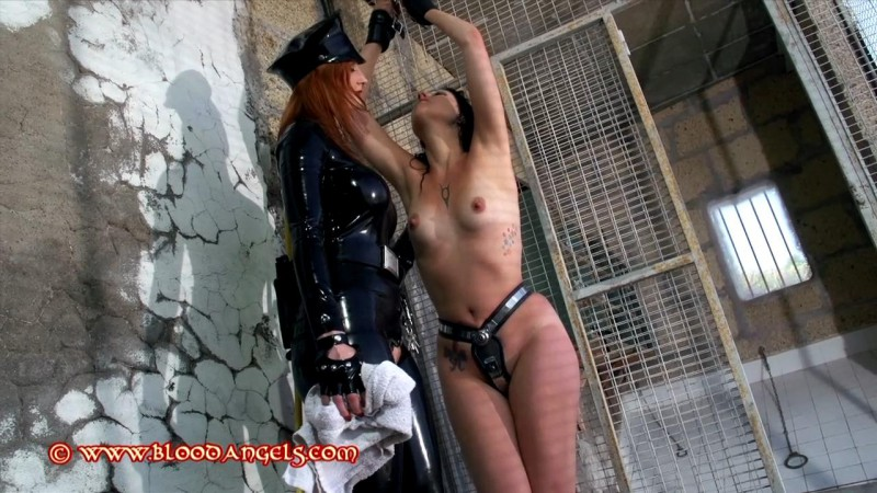 Slave 333 – Zara Durose And Amarantha Lablanche Part Three (Clip 354). Nov 18 2014. Bloodangels.com (394 Mb)