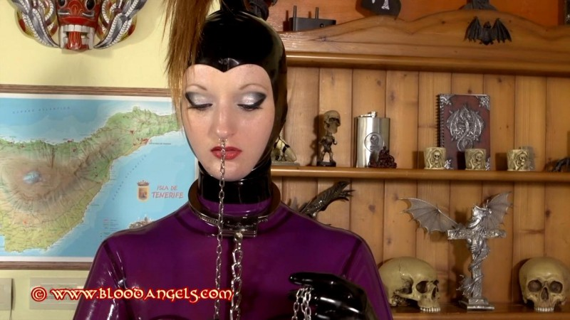 Sybian Games - Zara Durose Part Four (Clip 388). Jul 27 2015. Bloodangels.com (397 Mb)