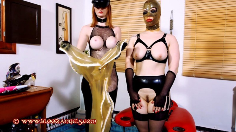 The Fuck Suit – Zara Durose And Lucia Love Part Two (Clip 362). Jan 12 2015. Bloodangels.com (384 Mb)