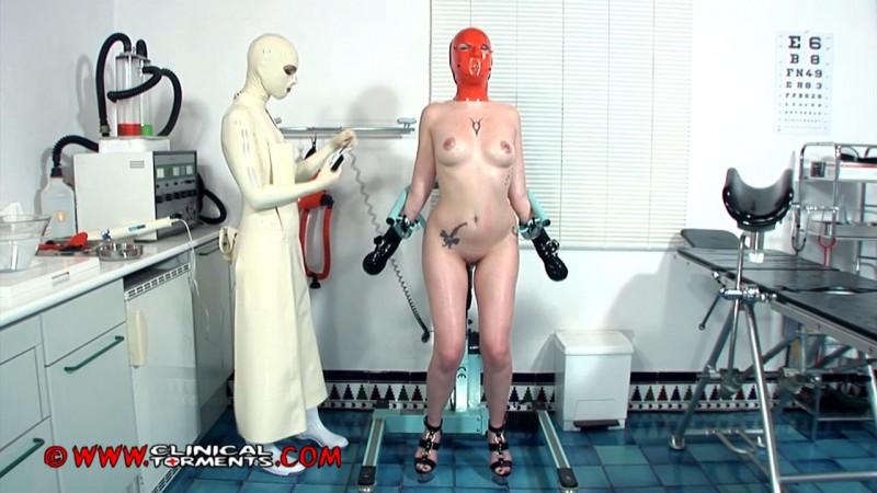 Cast Orgasm - Nurse Venus Black and Amarantha Lablanche Part Two (Clip157). Oct 15 2013. Clinicaltorments.com (391 Mb)