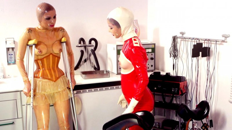 Electro Shock Therapy - Nurse Eris Maximo and Dirty Mary Part One (Clip178). Apr 22 2014. Clinicaltorments.com (327 Mb)