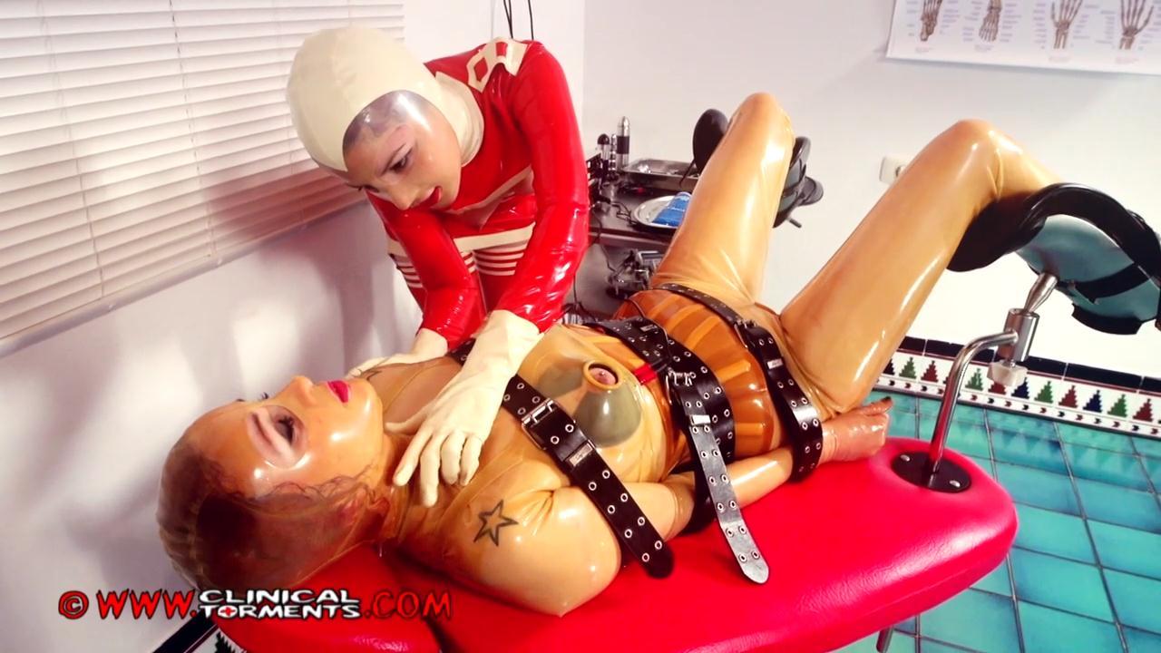 Clinical Torments Porn