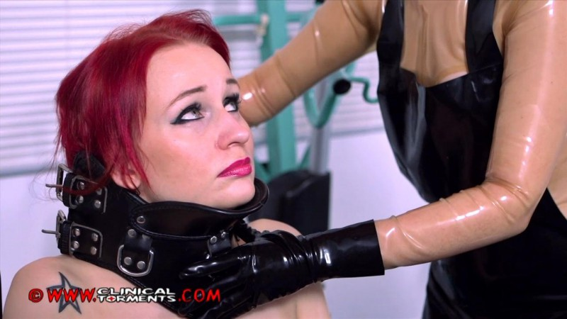 Full Body Leg Braces - Nurse Eris Maximo and Dirty Mary Part One (Clip197). Oct 08 2014. Clinicaltorments.com (308 Mb)