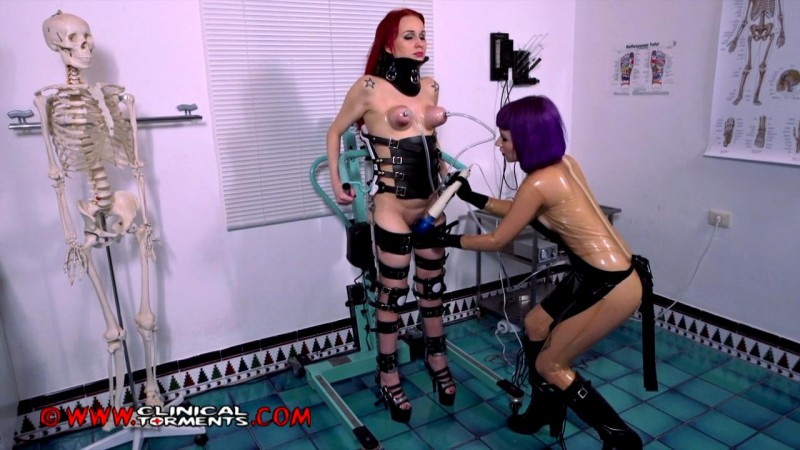 Full Body Leg Braces - Nurse Eris Maximo and Dirty Mary Part Three (Clip203). Nov 18 2014. Clinicaltorments.com (334 Mb)