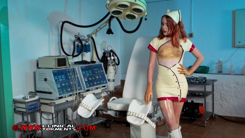 In The Fetish Clinic - Nurse Amarna Miller and Mary Jale Part One (Clip187). Jul 09 2014. Clinicaltorments.com (319 Mb)