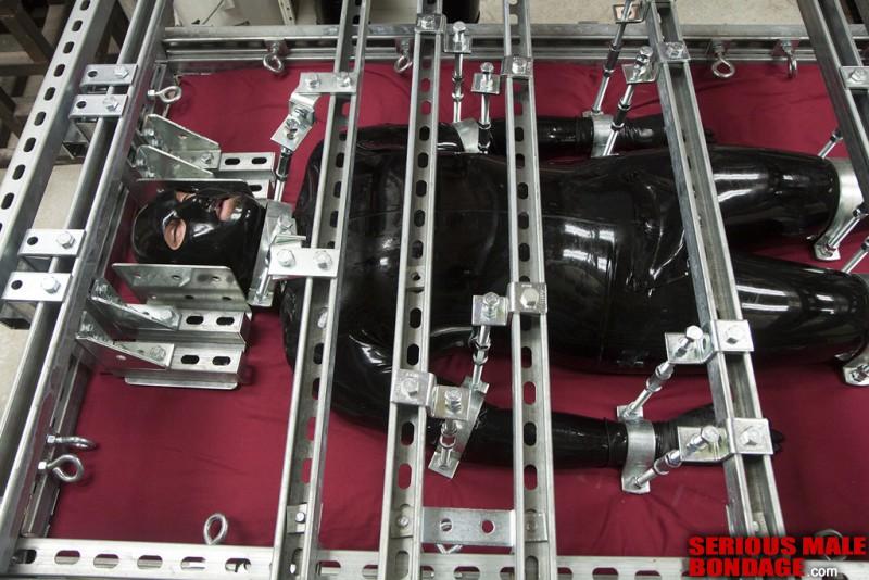 Lock Down – Garage Bondage Bed (R272). Apr 28 2014. Seriousmalebondage.com (263Mb)