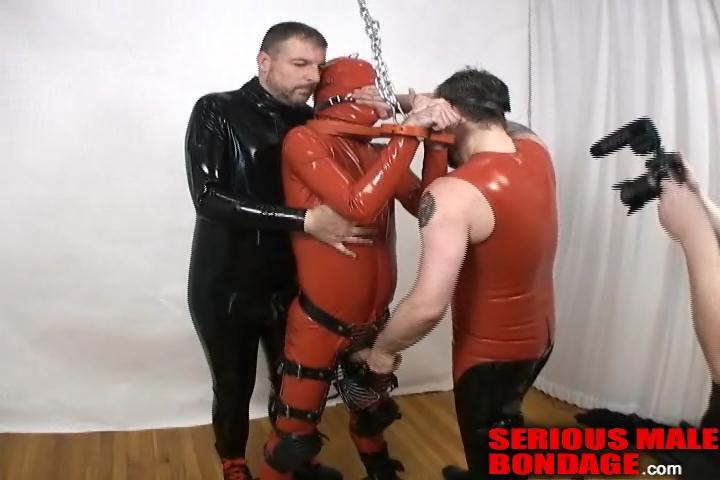 Multiple Bondage Afternoon. Apr 11 2013. Seriousmalebondage.com (149Mb)