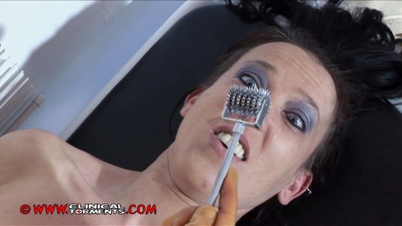 Orthotic Bondage – Nurse Justine and Chastina Part Two (Clip116). Jan 16 2013. Clinicaltorments.com (417 Mb)