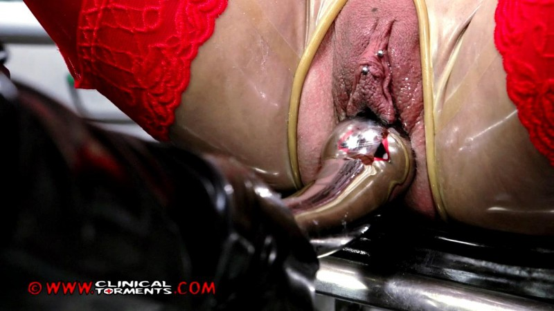 Pussy Stretching – Nurse Goddess Vea and Ella James Part Three (Clip218). Mar 17 2015. Clinicaltorments.com (269 Mb)