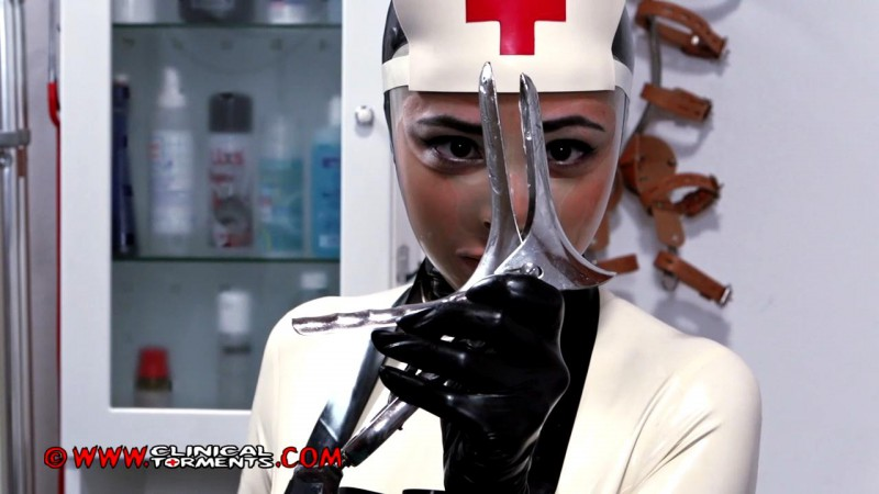 Pussy Stretching – Nurse Goddess Vea and Ella James Part Two (Clip213). Feb 06 2015. Clinicaltorments.com (295 Mb)
