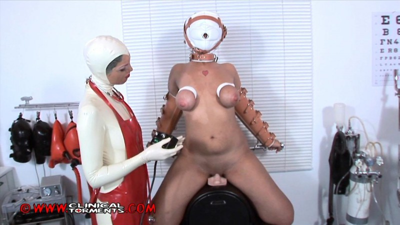 Sybian Treatment – Nurse Venus Black and Danielle Part Three (Clip142). Jun 23 2013. Clinicaltorments.com (367 Mb)