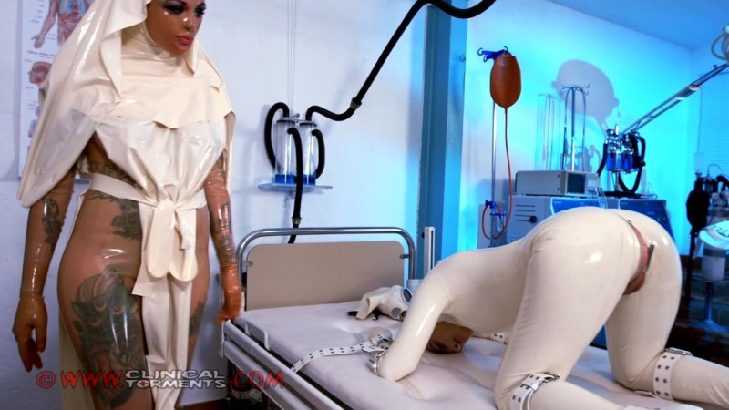 The Anal Hook – Nurse Onyx Babe and Chiara Diletto Part Three (Clip214). Feb 16 2015. Clinicaltorments.com (316 Mb)