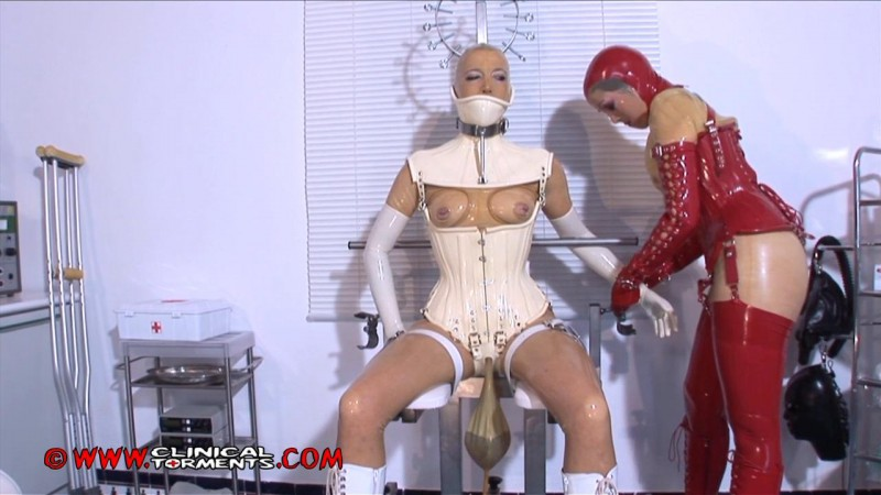 The Bondage And Treatment Chair - Nurse Justine and Chastina Part One (Clip126). Feb 26 2013. Clinicaltorments.com (412 Mb)