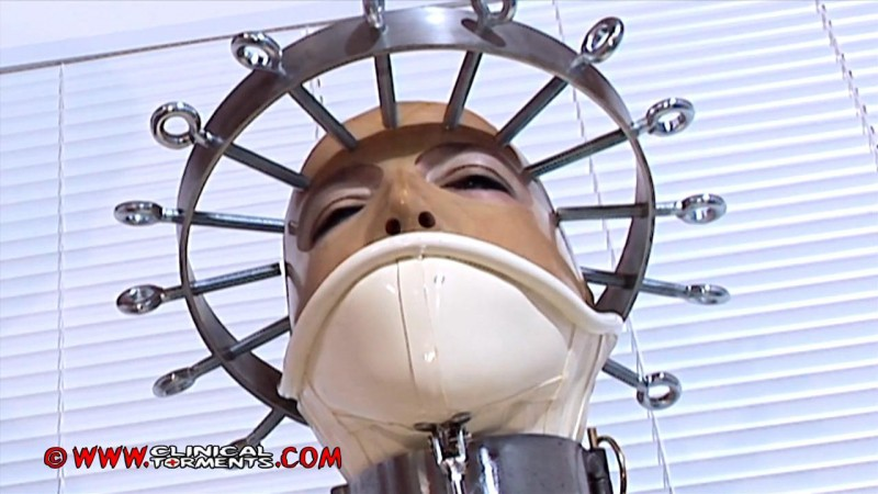 The Bondage And Treatment Chair - Nurse Justine and Chastina Part Two (Clip132). Apr 09 2013. Clinicaltorments.com (412 Mb)