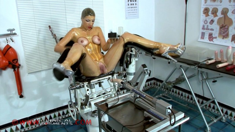 The Shockspot – Student Nurse Amarantha Part Three (Clip150). Aug 20 2013. Clinicaltorments.com (337 Mb)