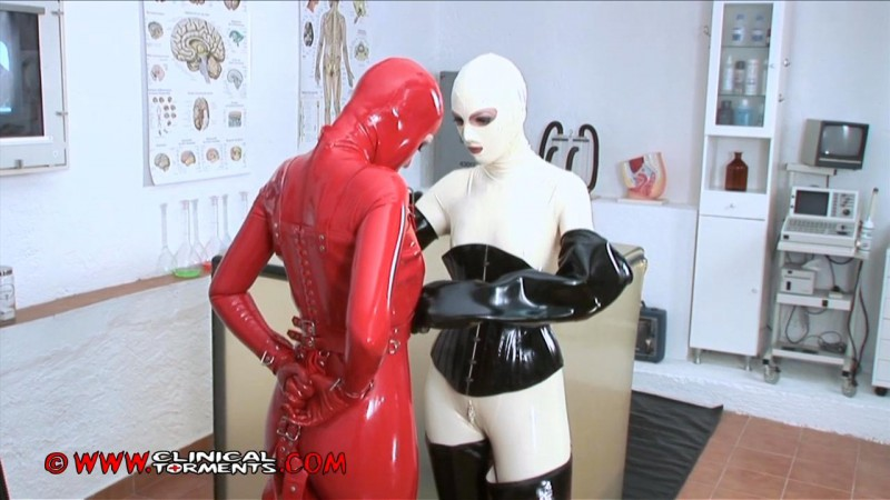 The Vacuum Cube - Nurse Venus Black and Amarantha Part One (Clip122). Feb 08 2013. Clinicaltorments.com (344 Mb)