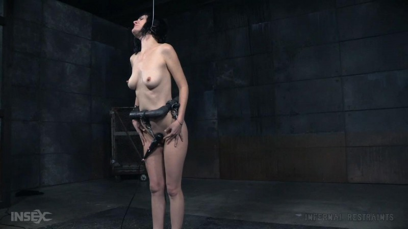 Bound In Pipes And Taught to Submit - Rita Rollins (Waisted Slut). Feb 19 2016. Infernalrestraints.com (2355Mb)