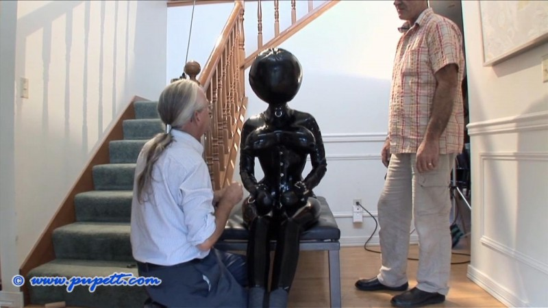 House Of Gord - Full Rubber Suspension. Models: Fetish Model Pupett, Jeff Gord and Jg Leathers Part Three (Clip171). Jul 28 2013. Pupett.com (300 Mb)