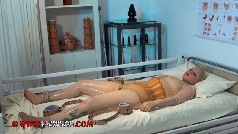 In The Fetish Clinic - Nurse Amarna Miller and Mary Jale Part Eleven (Clip237). Aug 11 2015. Clinicaltorments.com (336 Mb)