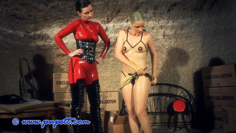 Oops - Lady Victoria Valente and Pupett Part Two (Clip229). Sep 06 2015. Pupett.com (410 Mb)