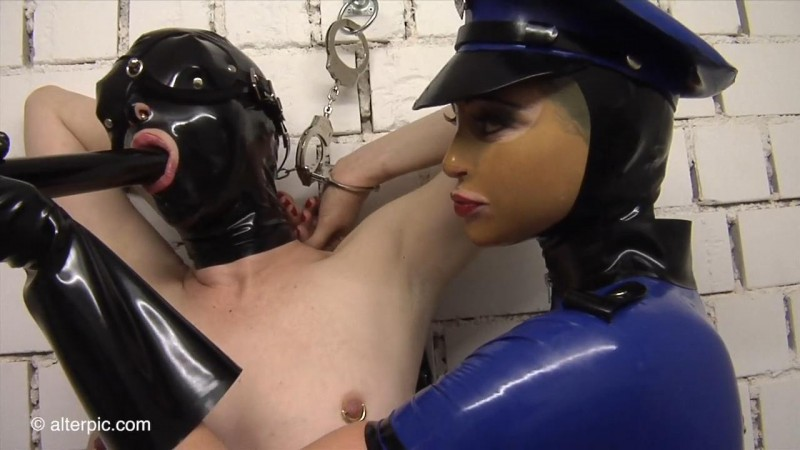 Prison Blues - Anna Rose and Mistress Sandra Part 1. Apr 17 2014. AlterPic.com (206 Mb)