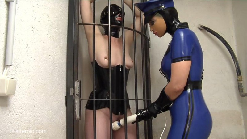 Prison Blues - Anna Rose and Mistress Sandra Part 2. Apr 25 2014. AlterPic.com (179 Mb)