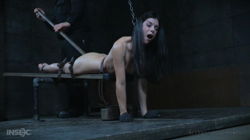 Punishing Predicament Bondage and Discipline – India Summer (Calisthenics). Mar 25 2016. Infernalrestraints.com (2493 Mb)