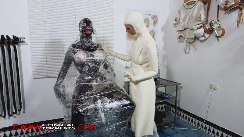 Pussy Cramps - Nurse Zara Durose and Lucia Love Part Five (Clip246). Oct 13 2015. Clinicaltorments.com (301 Mb)
