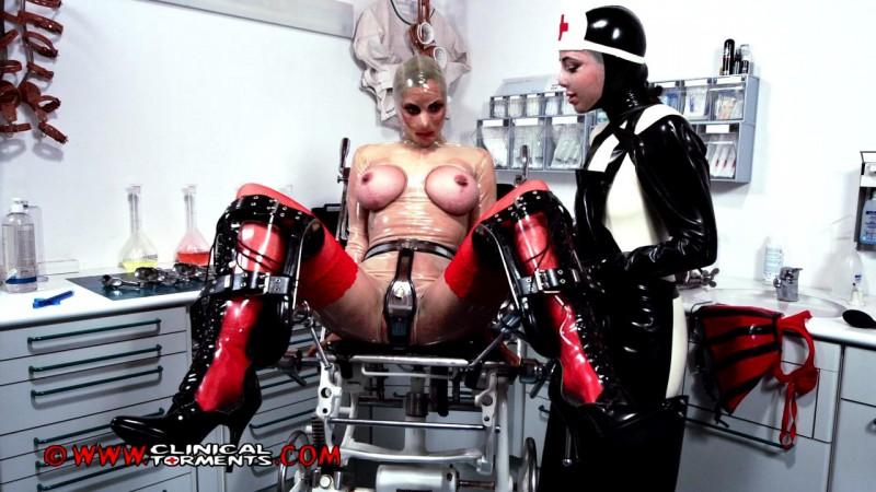 Pussy Stretching – Nurse Goddess Vea and Ella James Part Five (Clip231). Jun 23 2015. Clinicaltorments.com (253 Mb)