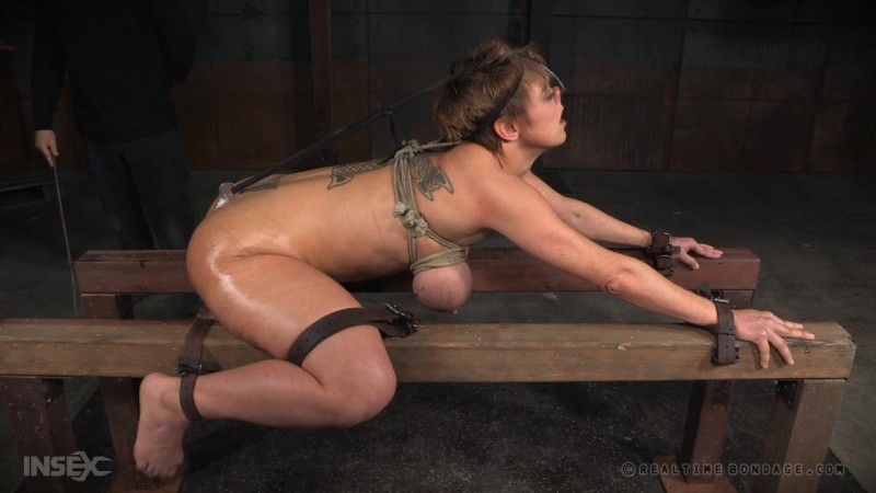 Red Hot Darling In Red Hot BDSM Scene - Dee Williams (Red Hot Part 3). Apl 16 2016. RealTimeBondage.com (1951 Mb)