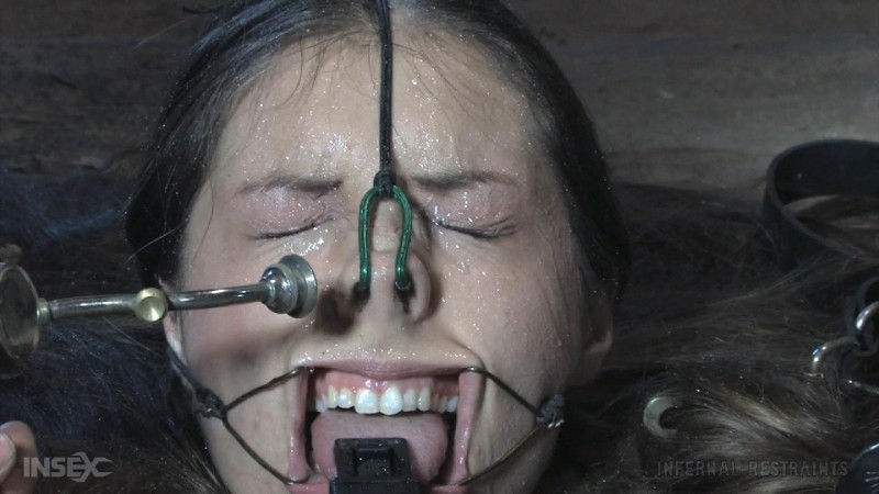 Sister Dee's mouth gets fucked by flies – Sister Dee (The Fly). Mar 22 2016. Infernalrestraints.com (2256 Mb)