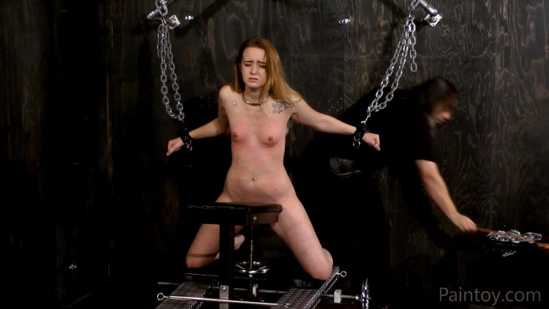 Slave Tenderized More - Jessica K. Jan 10 2016. Paintoy.com (215 Mb)