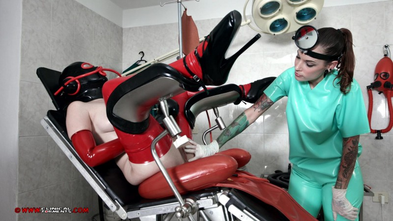 The Colon Snake - Schwester Silvia Rubi and Chiara Diletto Part Three (Clip263). Feb 16 2016. Clinicaltorments.com (619 Mb)