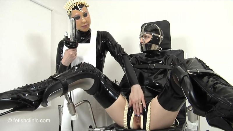 Intense Electrostim Orgasms - Anna Rose and Elise Graves. Nov 06 2015. AlterPic.com (299 Mb)
